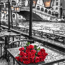 Розы под дождем - GX9754