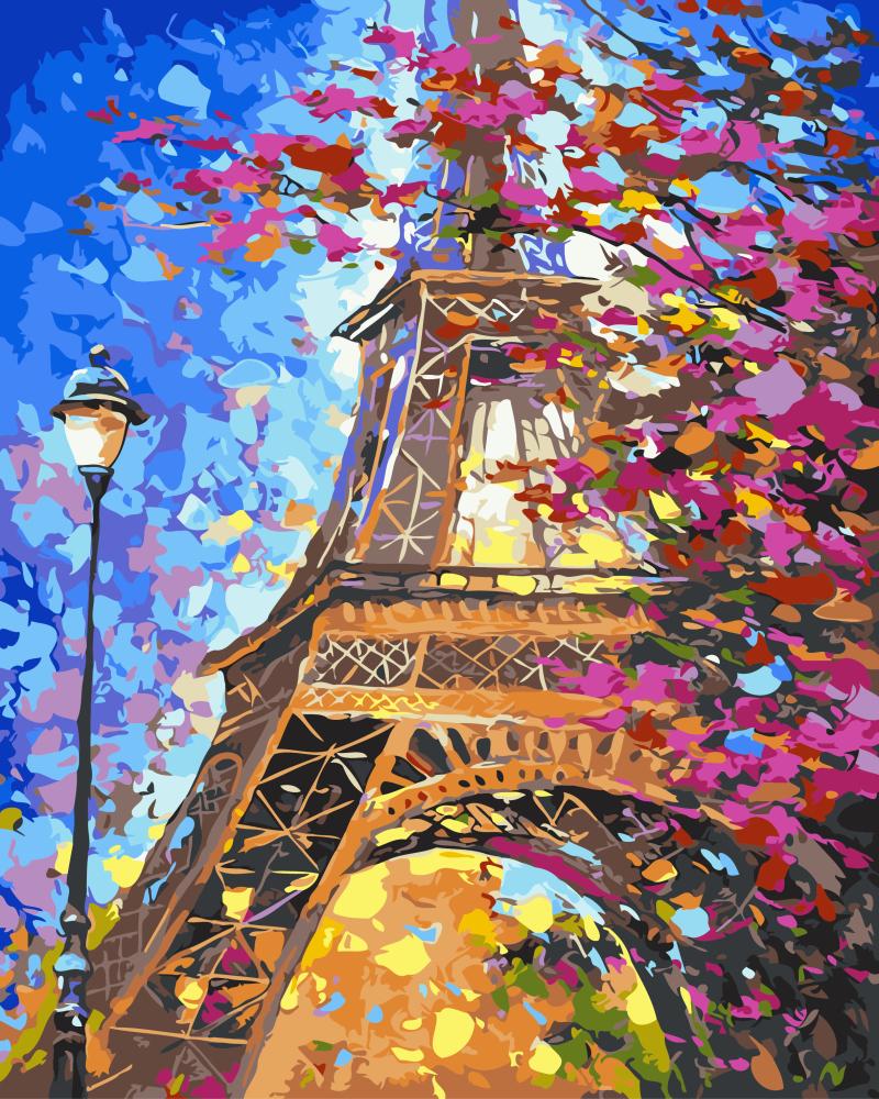 Парижский пейзаж - GX9886
