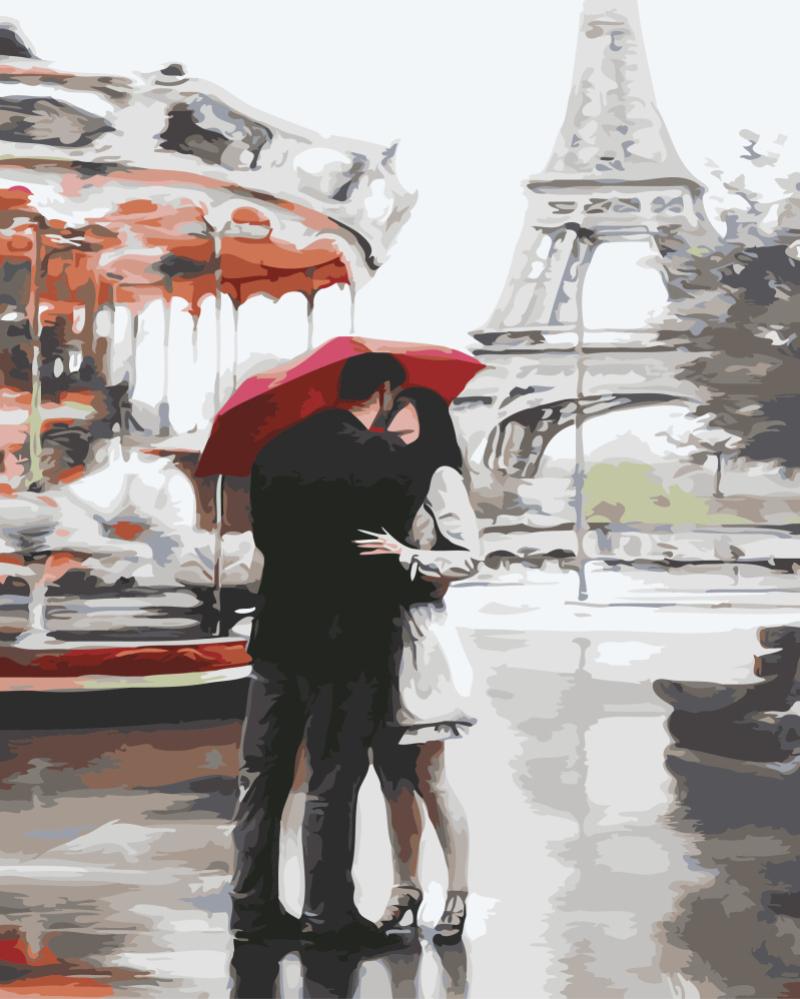 Под зонтом счастья - GX3015