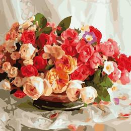 Чайные розы - G389