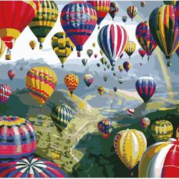 Разноцветные шары - GX6524