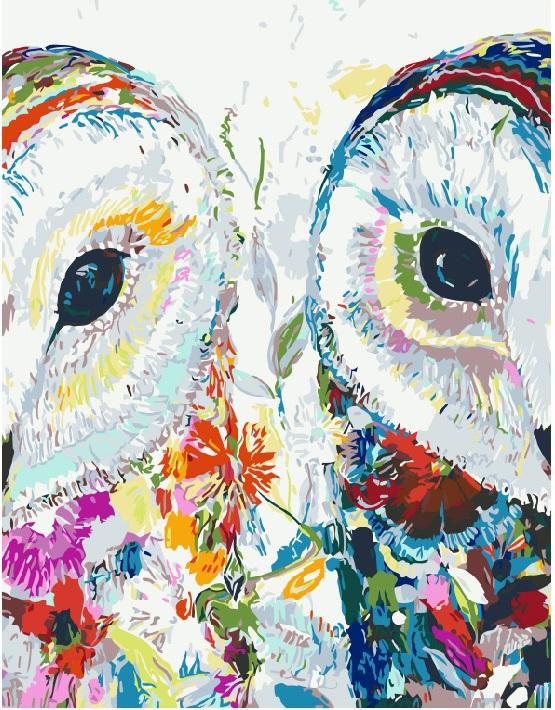 Цветочные совушки - GX4299