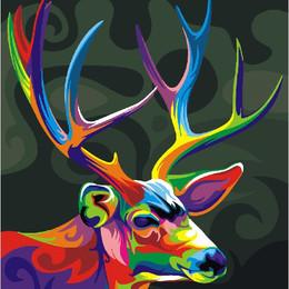 Радужный олень - GEX5324