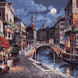 Улицы ночной Венеции - G350