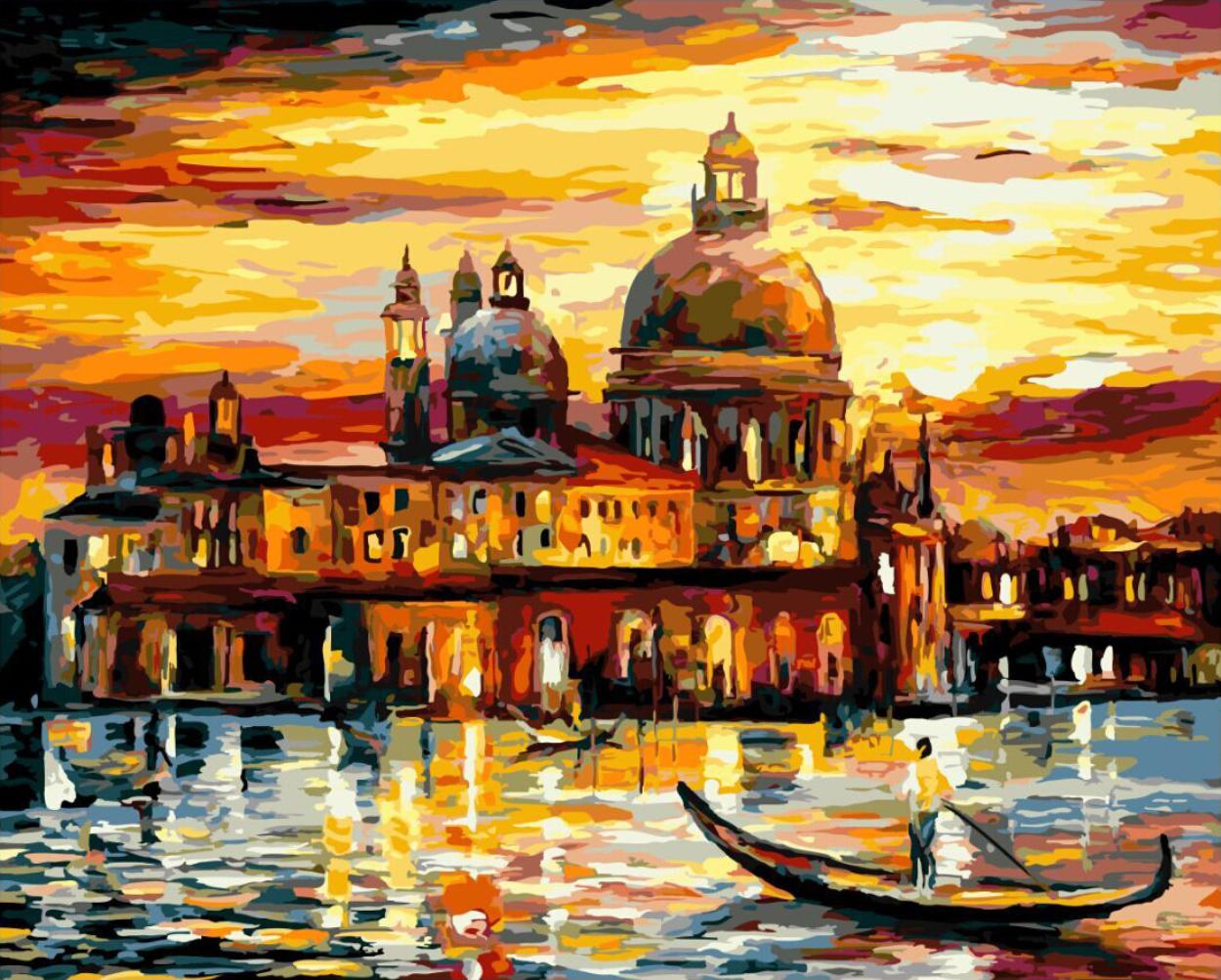 Золотое небо Венеции - GX6753