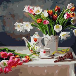 Весенний натюрморт - GX8391