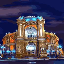 Оперный театр Одесса - GX8423