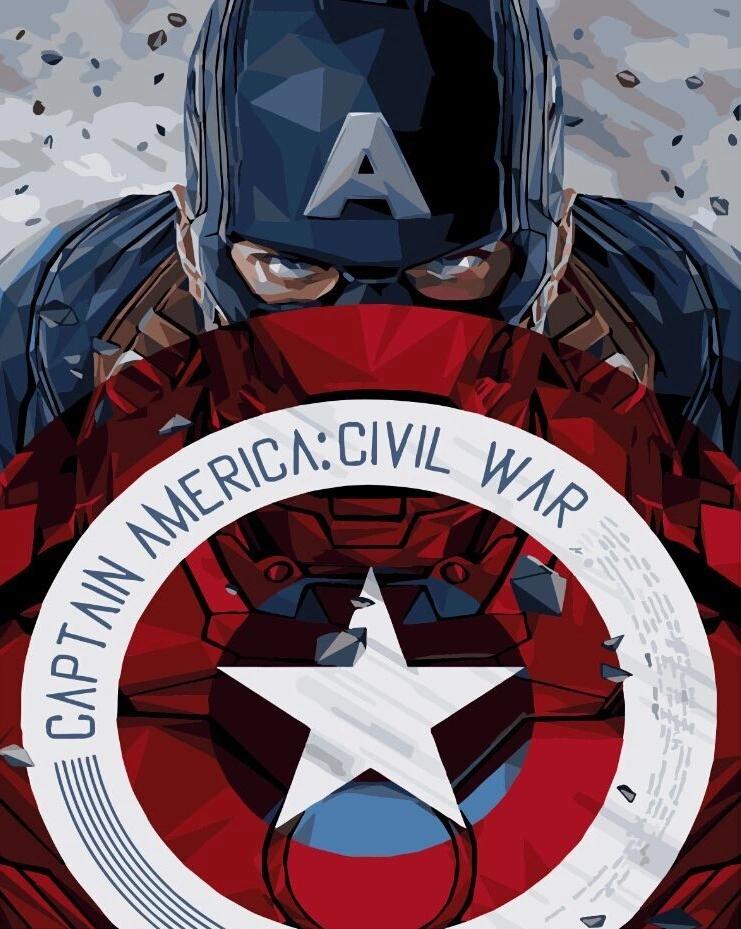Капитан Америка - GX3941