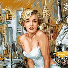 Монро в Нью Йорке - GX8882