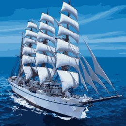 Белые паруса - GX8866