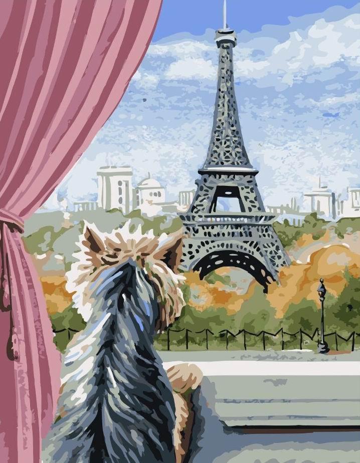 Париж из окна - GX5611