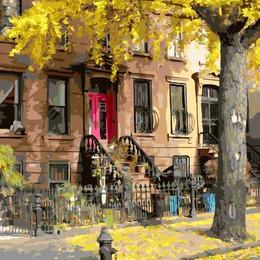 Осень в Бруклине - GX7521