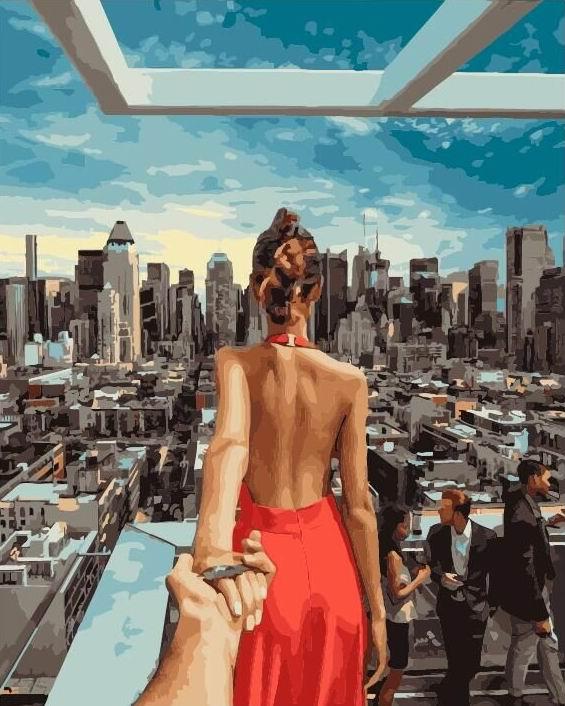 Следуй за мной Манхеттен - GX21784