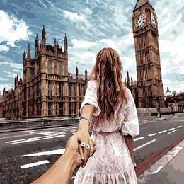 Следуй за мной Лондон - GX22063