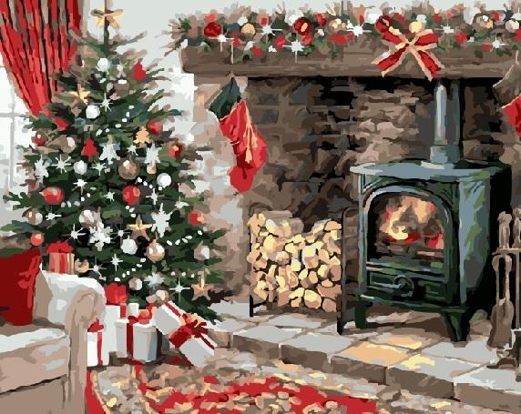 Рождественнский очаг - GX21291