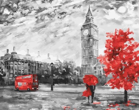 Осень в Лондоне - GX22029