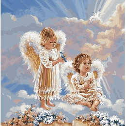 Ангелы в облаках - GX21565