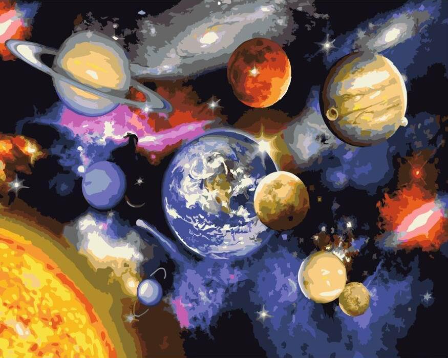 Парад планет - GX22268