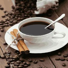 Кофе и палочки корицы - GX22641