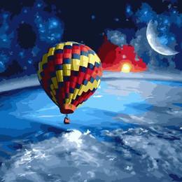 Вокруг земли на воздушном шаре - GX22551