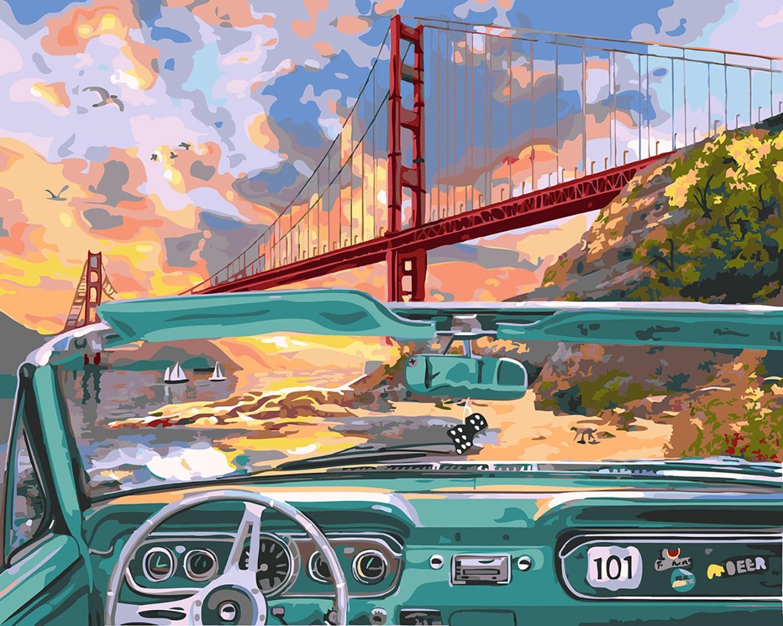 Мост Золотые ворота - GX22387