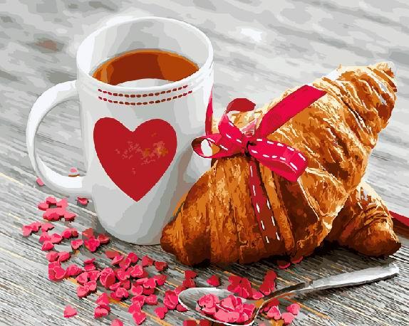Завтрак с любовью - GX21709