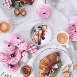 Завтрак по-французски - GX23709