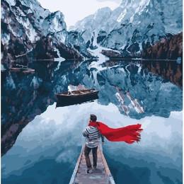 Озеро Лаго ди Брайес. Сергей Сухов - GX23788