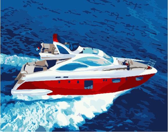 Яхта - GX7294