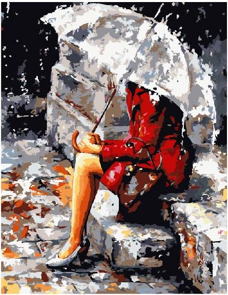 Одиночество в красном - GX7548