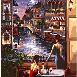 Одинокие дамы в венеции - GX3459