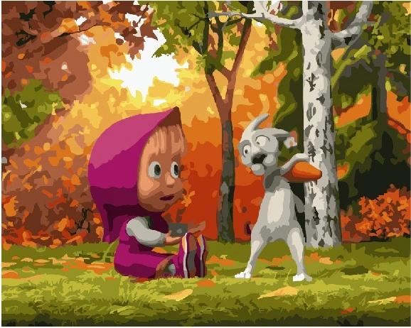 Маша и кролик - GX24301