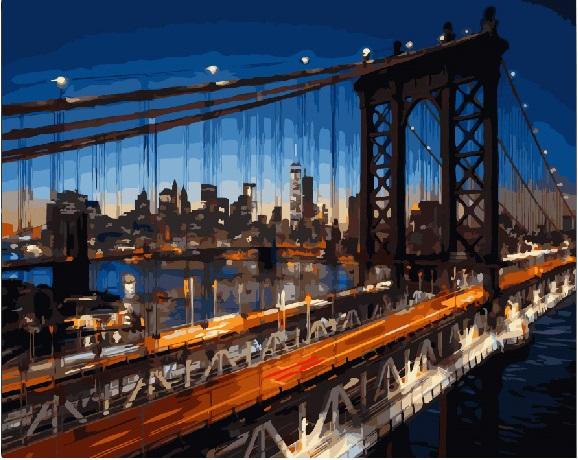 Мост в Бруклин - GX25075