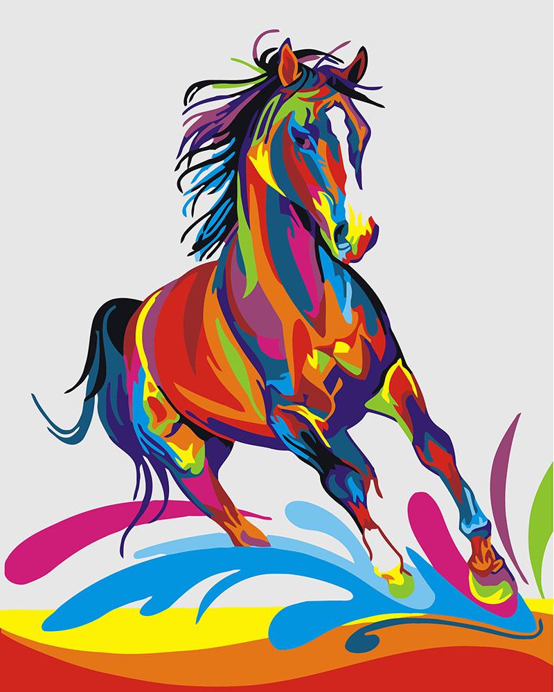 Радужный конь - GX26197