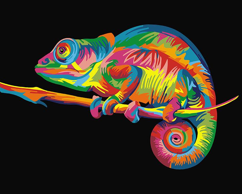Радужный хамелеон - GX26199