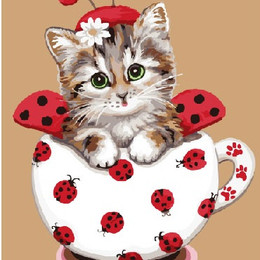 Котик и Солнышко - GEX5193