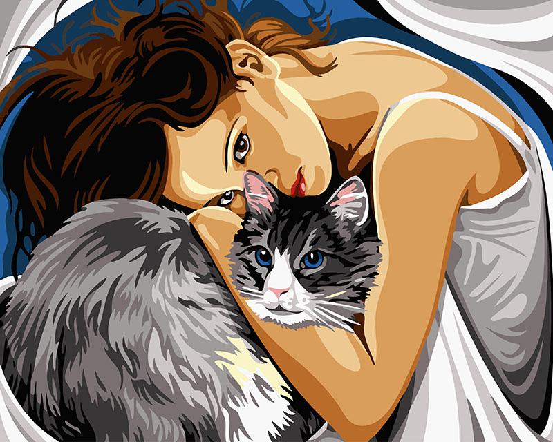 Люди как кошки - GX24158