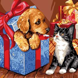 Питомцы в подарках - GX24121