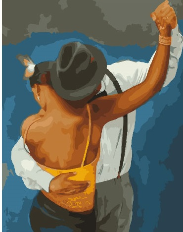 Пристрастие в танце - GX24004