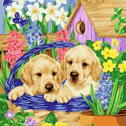 Собачки в деревне - GX21469