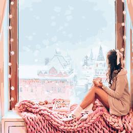 А за окном зима! - GX26242