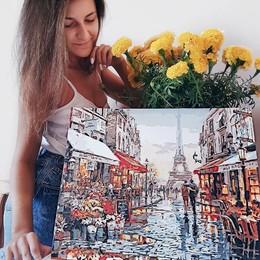 Картина за номерами Brushme - julia.romanchuk