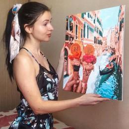 Картина по номерам Brushme - oksana__kondratieva