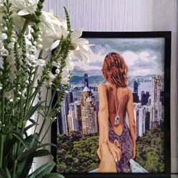 Картина за номерами Brushme - nataliya.s.k.y