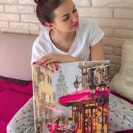 Картина за номерами Brushme - anna_lytva