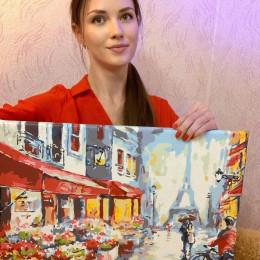 Картина за номерами Brushme - nastyazabolotnaia